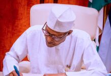Just In! President Buhari Signs PIB Into Law