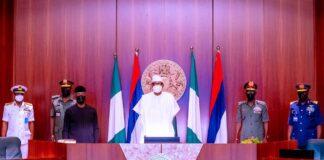 Buhari Presides over Crucial Security Meeting