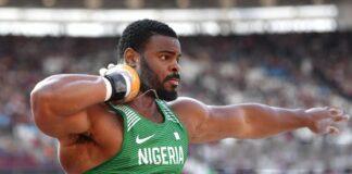 Team Nigeria Update: Enekwechi Qualifies For Final Spot In Men's Shot Put