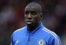 Ex-Chelsea Striker, Demba Ba Dumps New Club After 48 Minutes Of Action