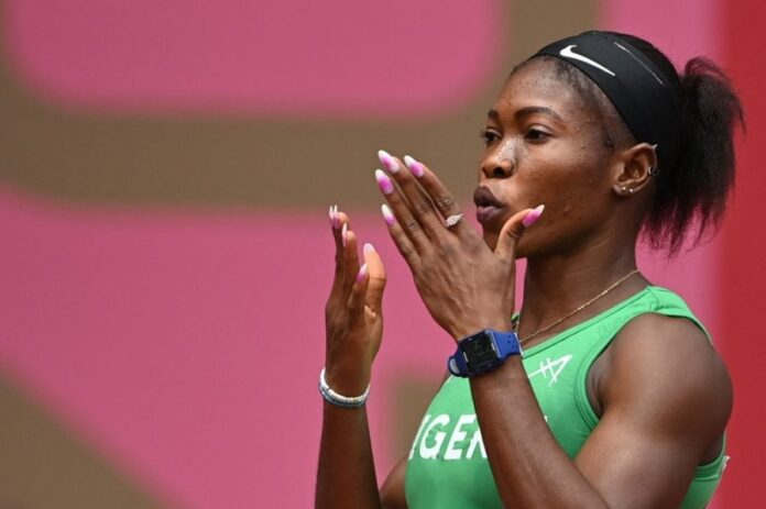 Tokyo Games: Nigeria's Nwokocha Advances To Semis In Women's 200m