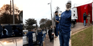Again, Nigerian Diplomats Reportedly Maltreated In DR Congo