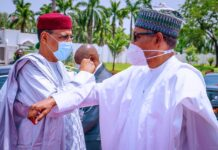 Buhari Salutes Bazoum As Niger Republic Marks 61st Independence Anniversary