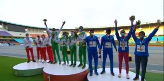 How Nigeria Clinched 3rd Position, 7 Medals At World Athletics U-20 Championships