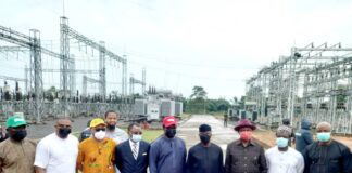 Osinbajo Inaugurates NDPHC 2x60MVA, 132/33KV Awka Substation