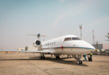 Private jets: 30 of 65 verified airplanes to pay customs duties