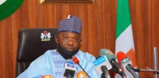 Gov. Sule dissolves cabinet in Nasarawa