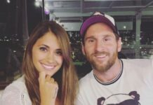 Messi Spotted With Wife Antonela On Exotic Dinner In Paris
