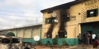 Prison Break: Gunmen Invade Kogi Prison, Kill Soldiers