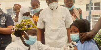 COVID-19: 2.9m Nigerians Fully Vaccinated – NPHCDA