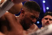 Devastated Joshua Heads To hospital To Check Eye Socket After Losing Titles