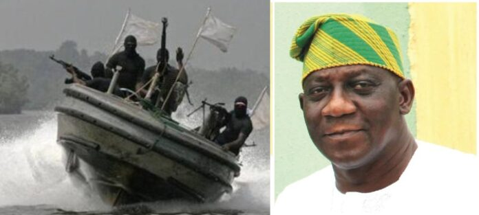 Just In! How Gunmen Abduct Air Vice Marshal Smith In Lagos