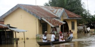 16 Delta Communities Submerged By Flood As State Boasts Of Developing Riverine Areas