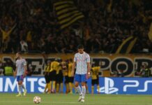 UCL: Man United Suffer Shocking Defeat To Young Boys FC