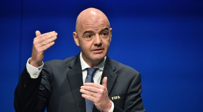 Infantino Reveals How Nigeria Can Host FIFA Competitions