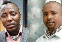 Breaking! Sowore's Brother Killed By Kidnappers
