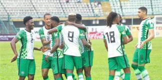 Qatar 2022 Qualifiers: Highlights As Super Eagles Thrash Liberia