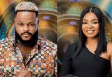 """BBN S6: Whitemoney Warns Queen On Her """"Extra-Kissing"""" Affairs With Cross"""