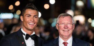Ronaldo Reveals Ferguson's Role In Man Utd Return