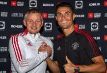 Solskjaer Drops Ronaldo for Carabao Club Clash Against West Ham