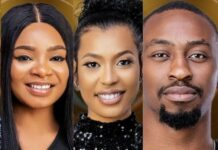 BBN S6: Queen, Nini, Saga Evicted As Pere, Angel's Fate Hangs