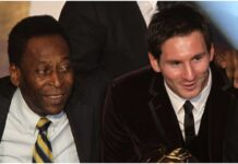 Pele Hails Messi For New South American Goalscoring Record