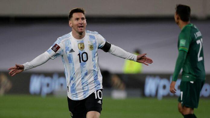 Messi Surpasses Pele To Become Top Men's South American Goal Scorer