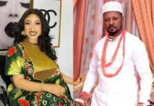 My Ex-lover Threatening To Release My Nudes - Tonto Dikeh