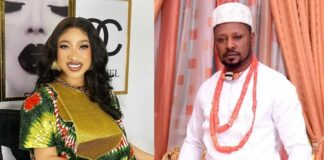 Alleged Cheating: I'll Release Evidence Of Tonto Dike's Affairs - Ex-lover Vows