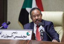 Armed Forces Detain PM, Other Leaders In Sudan 'Coup'