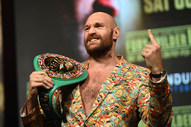 Tyson Fury Reacts To Appointment Of