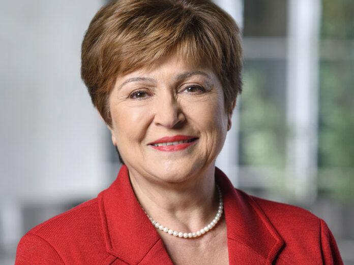 IMF Chief Georgieva To Stay Despite Allegations