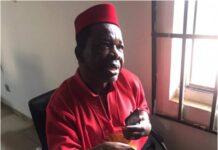 Breaking! Nollywood Star Agu Finally Released By Nigerian Army