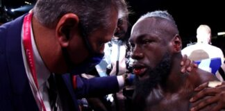 Wilder Has No Plans To Retire, Trainer Says