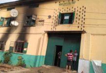 Gunmen Invade Oyo Prison Facility
