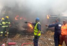 Many Feared Killed In illegal Oil Refinery Explosion