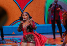 Yemi Alade Represents Africa At Earthshot Prize Awards