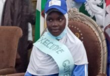 Kano Governor Hands Over To 14-year-old Girl