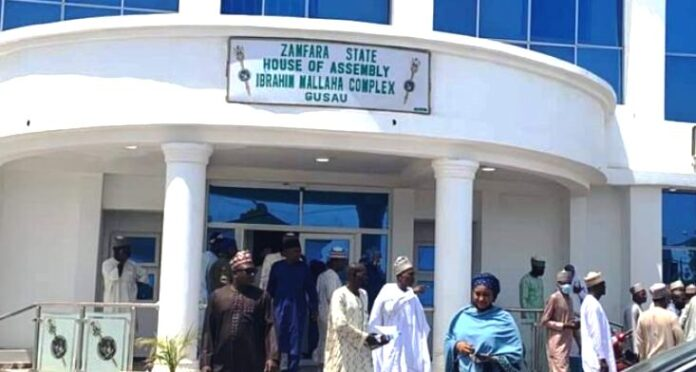 Zamfara Assembly Suspends Two Lawmakers For Allegedly Aiding Banditry