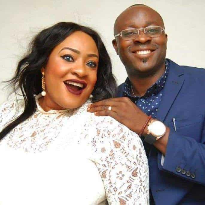 Actress Foluke Daramola's Husband Speaks On Divorcing Wife