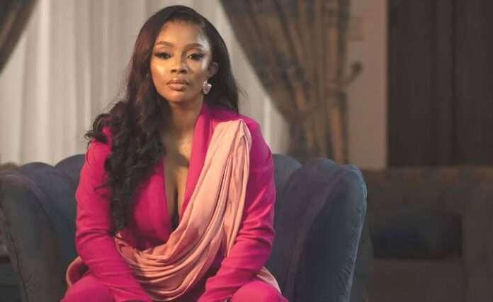 Toke Makinwa Bereaved Amid Criticisms Over Her Selection As GUS Host