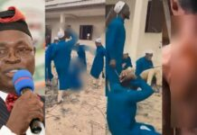 Viral Video: What MURIC's Prof. Akintola Said On Beating Of Arabic Students