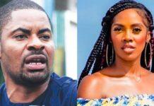 Sex Tape: Deji Adeyanju Bombs Tiwa Savage: 'Stop Misleading Younger Generation'