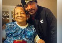 American Rapper, Snoop Dogg, Loses Mum