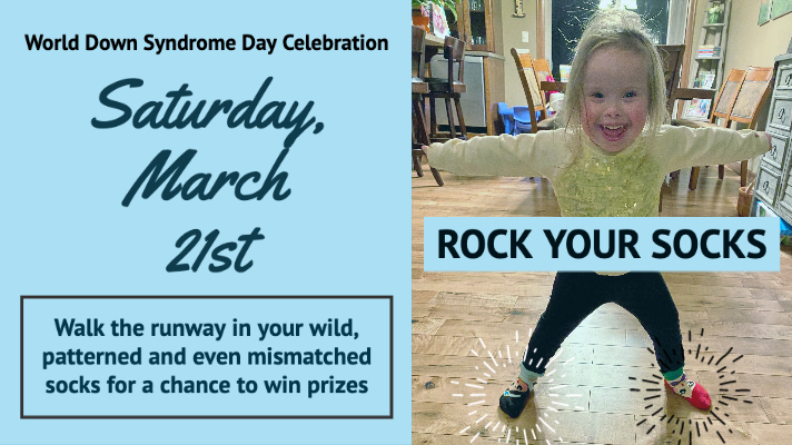 Canceled – World Down Syndrome Day Celebration