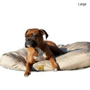 soft chew proof dog bed