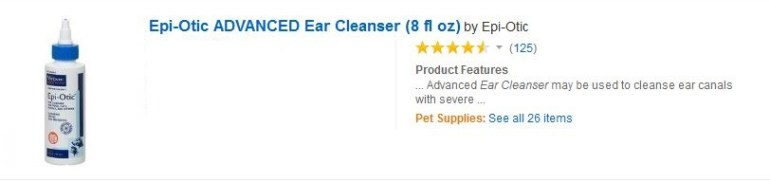 epi-optic advance ear cleaner