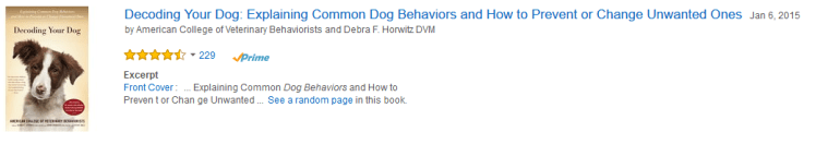 is my dog normal book