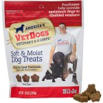 Product Review:  Bil-Jac America's VetDogs Skin & Coat Treats