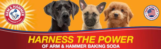 Arm & Hammer Dog Hacks